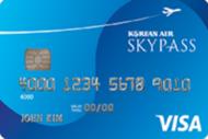 SkyBlue SKYPASS Visa Card