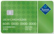 Sams Credit Card Review